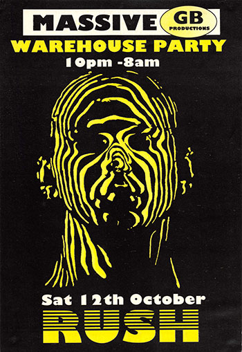 Oldschool Rave Flyer Archive 1980's-2000's  Rave Preservation Project