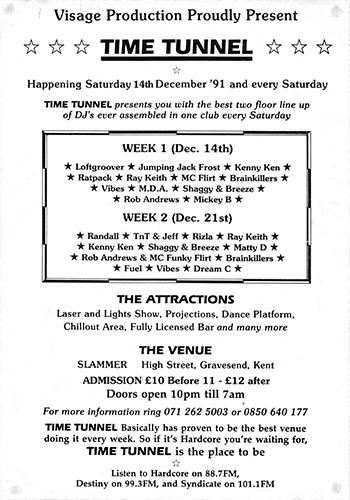 Oldschool Rave Flyer Archive 1980's-2000's  Rave